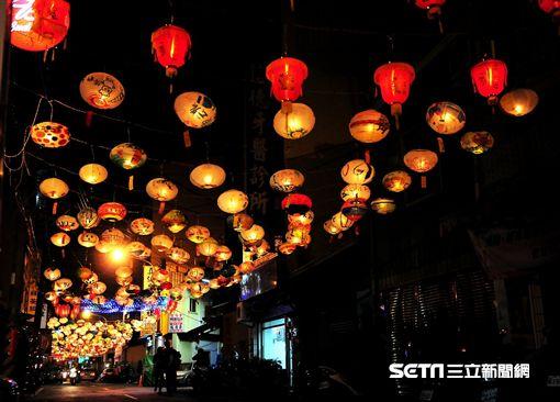 元宵節,燈籠,湯圓。(圖/Skyscanner提供)