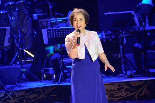 《意難忘》一曲風靡歌壇!資深歌手美黛過世 享壽80歲 圖/翻攝自臉書Kuowei Liu