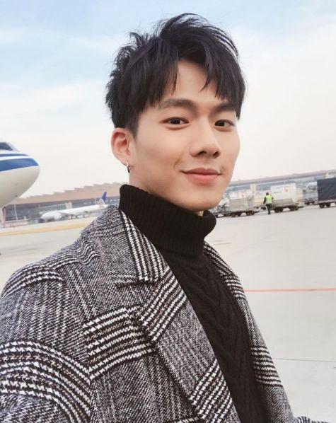 吳念軒(圖/翻攝自吳念軒Instagram)https://www.instagram.com/actor_nien_hsuan/