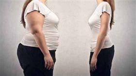 變胖、發福、幸福肥/達志影像/美聯社