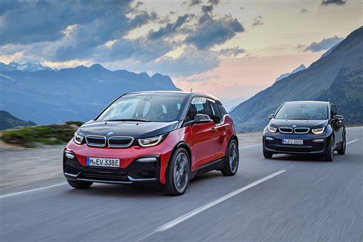 ▲BMW i3純電版。(圖/BMW供給)