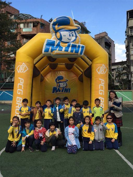 ▲Mini Baseball(迷你棒球)將在高雄巨蛋舉辦春季大會。(圖/寶悍提供)