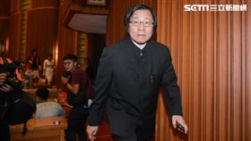 邱義仁出席總統直選與民主台灣學術研討會 圖/記者林敬旻攝