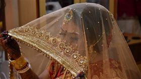 示意圖/印度,婚宴,結婚,新娘(圖/翻攝自Pixabay)