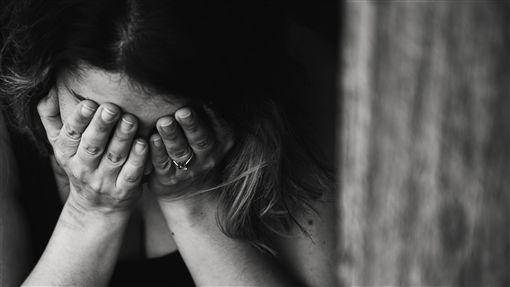 -性侵-哭泣-暴力-害怕-▲示意圖/翻攝自PEXELS