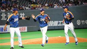 ▲Lamigo到札幌交流賽,林承飛打擊表現不俗。(圖/取自Lamigo粉絲團)