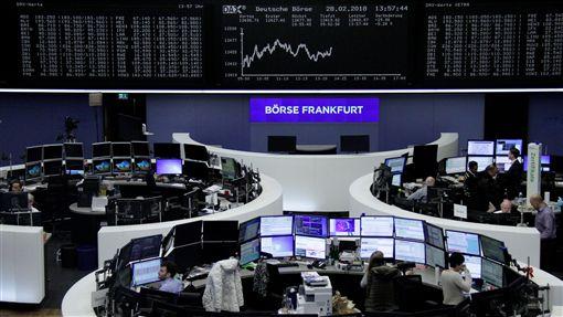 歐洲股市、歐股/(圖/路透社/達志影像)