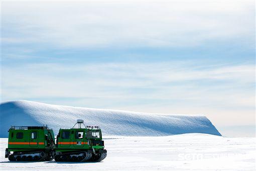 紐西蘭航空最新南極飛行平安宣導短片。(圖/紐西蘭航空供給)