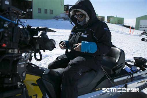 紐西蘭航空最新南極航行平安宣導短片。(圖/紐西蘭航空提供)