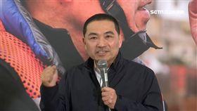 侯友宜宣布參選新北市長