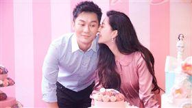 李晨,求婚,范冰冰。(翻攝自微博)