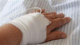 示意圖/住院,醫院,病患,點滴(圖/翻攝自Pixabay)