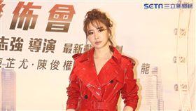 安心亞因為自然傻被導演相中擔任新片女主角。(圖/記者蔡世偉攝)