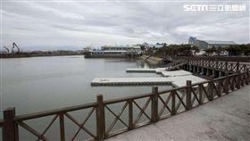 力推轉型 林智堅:讓南寮漁港變身新竹漁人碼頭(圖/新竹市府)
