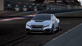 Viziv Performance Concept概念車是WRX未來的雛形。(圖/翻攝Subaru網站)
