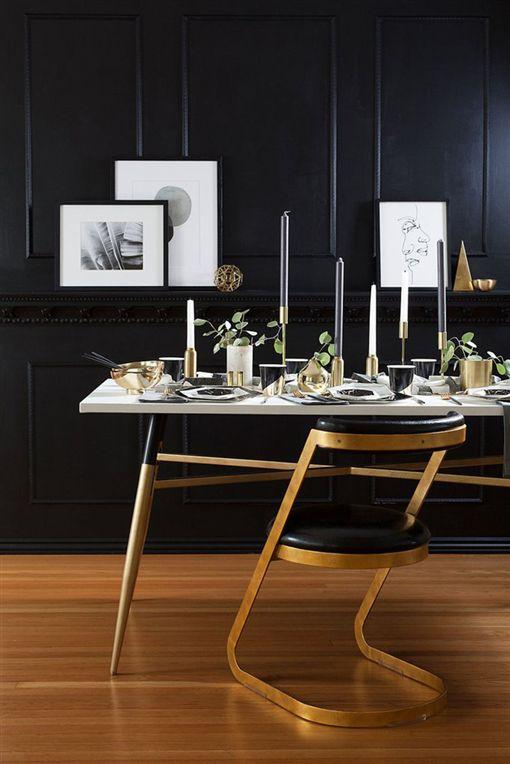 名家專用/幸福空間/餐桌就是打卡熱點!怎麼拍都美的精緻免洗餐具(勿用)