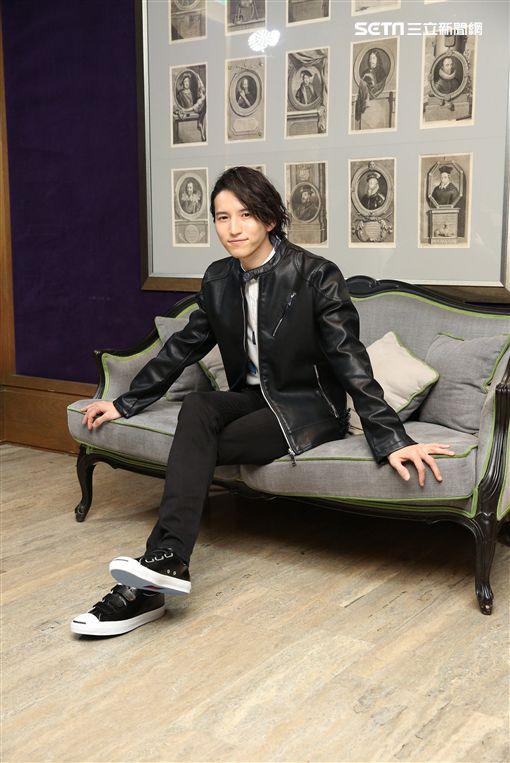 日本男星田口淳之介來台為見面會與演唱會暖身