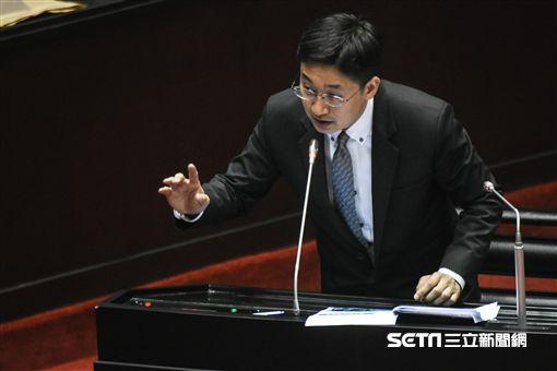 民進黨立委蔡適應。 圖/記者林敬旻攝