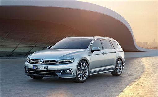 Volkswagen Passat Variant。(圖/Volkswagen提供)