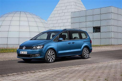 Volkswagen Sharan(圖/Volkswagen提供)