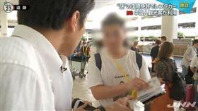 日本,大陸,陸客,國際駕照,偽造,淘寶,交通事故 圖/翻攝自日本新聞網