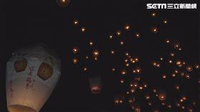平溪天燈節,元宵節,天燈,主燈(記者呂佳賢攝影)