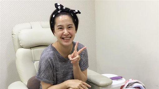 黃小柔 懷孕圖/黃小柔臉書
