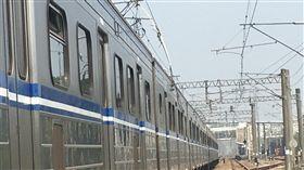 台鐵,電聯車,電車,火車,區間車,(圖/台鐵提供/中央社)