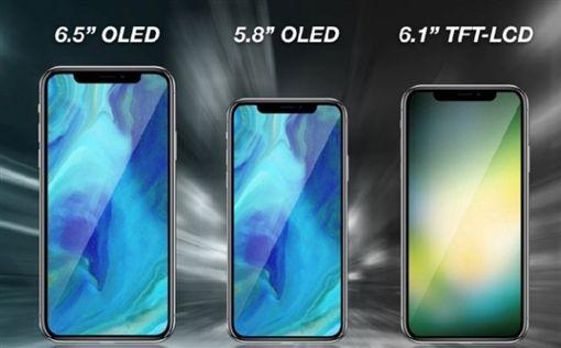 郭明池,iPhone,廉價版,新iPhone,愛瘋,iPhone X圖/翻攝快科技
