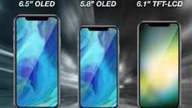 郭明池,iPhone,廉價版,新iPhone,愛瘋,iPhone X 圖/翻攝快科技