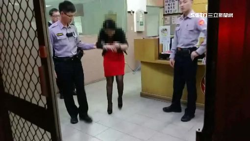 醉撞小黃肇逃失敗 熟女嗲聲撒嬌求警