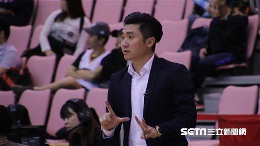 SBL達欣總教練范耿祥(圖/記者劉家維攝)