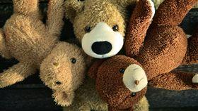 娃娃,布娃娃,泰迪熊,兔子,玩偶,玩具(圖/pixabay)