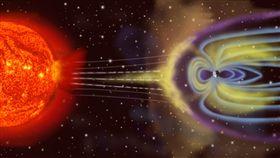 太陽系,磁暴,外太空,宇宙 (圖/翻攝自維基百科)