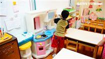 孩子,幼兒園,生病,家長,中國兒童醫藥大學兒童醫院,急診,謝宗學