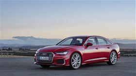 2018 Audi A6。(圖/翻攝Audi網站)