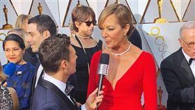 奧斯卡/紅毯主持人性騷醜聞纏身 入圍明星沒抵制 萊恩西克雷斯特臉書