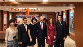 中華救助總會舉辦「107年大陸配偶新春團拜」活動。(圖/海基會提供)