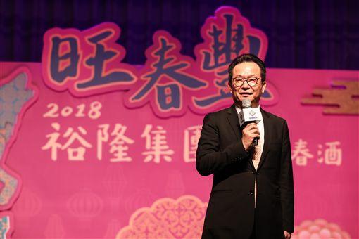 納智捷 裕隆集團春酒 裕隆提供 Nissan INFINITI 陳國榮副執行長