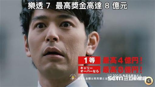 國軍招募廣告爆抄襲日本樂透7 翻攝網路