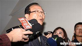 反對水利會官派,國民黨立法委員林德福。 圖/記者林敬旻攝
