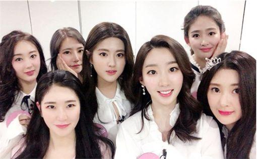 7公主,南韓,女團(翻攝自youtube)