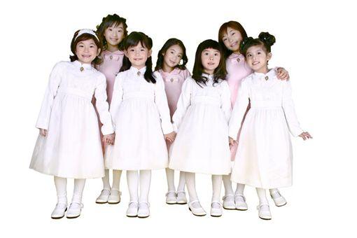 7公主,南韓,女團(翻攝自網路)