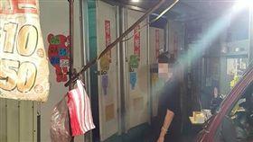 廁所,付費,新竹,竹北夜市,骯髒(圖/翻攝自臉書新竹爆料公社)https://www.facebook.com/groups/SeeZhubei/permalink/2002191066668129/