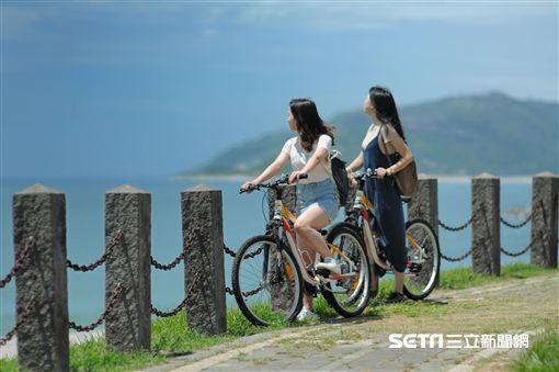騎腳踏車,騎鐵馬,遊花蓮。(圖/福容大飯店提供)