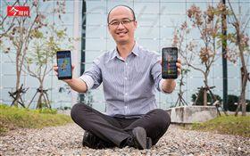 今周刊/發警報打開手電筒 這款地震速報App下載破百萬(勿用)