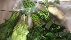 蔬菜,菜市場(圖/爆怨公社)