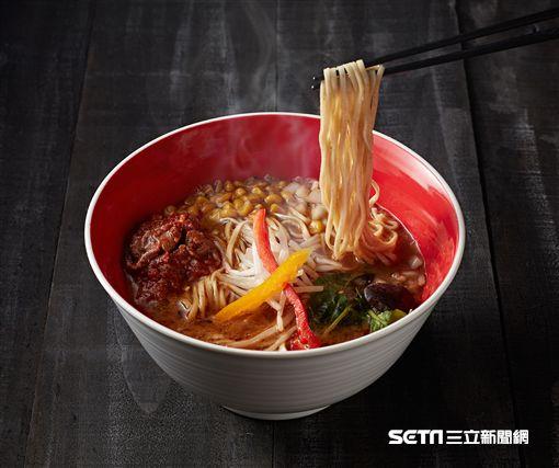 Tsuta蔦,秘味噌拉麵。(圖/和億生活提供)
