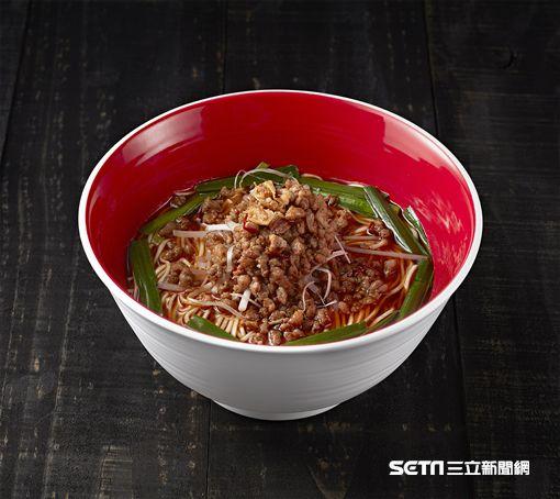 Tsuta蔦,赤肉燥拉麵。(圖/和億生活提供)