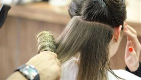 髮廊,美髮店,美髮, 示意圖/Pixabay